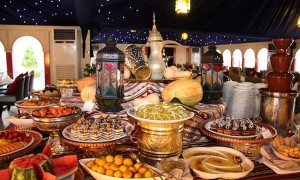 Một bữa tối tráng miệng trong tháng Ramadan